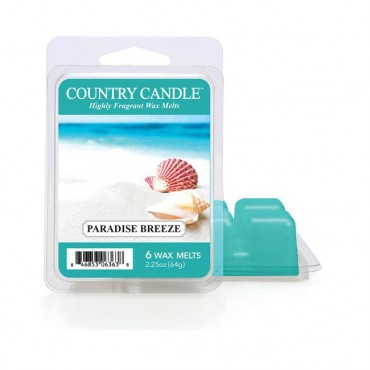 Wosk zapachowy Paradise Breeze Country Candle