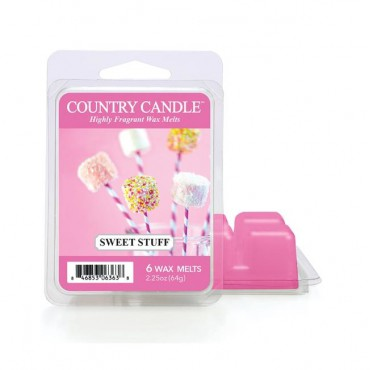 Wosk zapachowy Sweet Stuff Country Candle