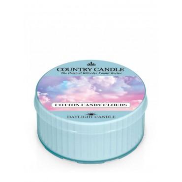 Daylight świeczka Cotton Candy Clouds Country Candle