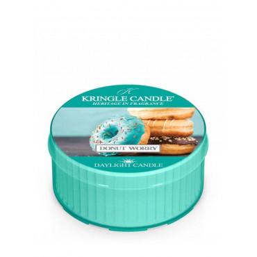 Daylight świeczka Donut Worry Kringle Candle