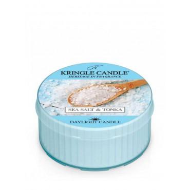 Daylight świeczka Sea Salt & Tonka Kringle Candle