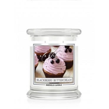Średnia świeca Blackberry Buttercream Kringle Candle
