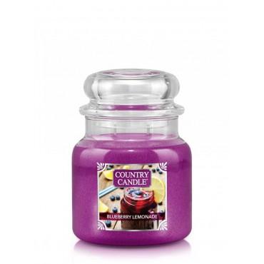Średnia świeca Blueberry Lemonade Country Candle