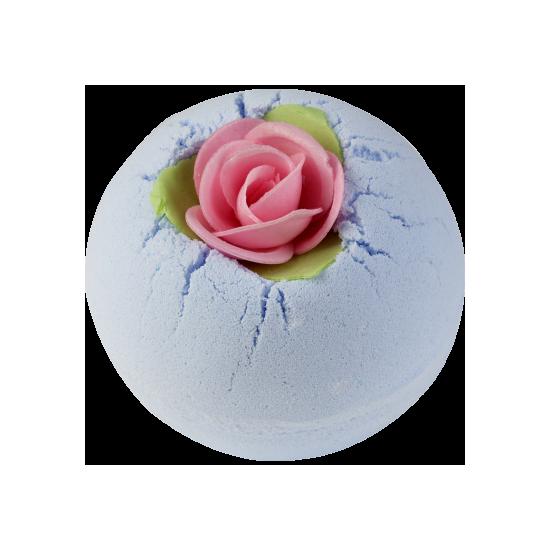 Musująca kula do kąpieli PORCELANOWA PEONIA – Bomb Cosmetics