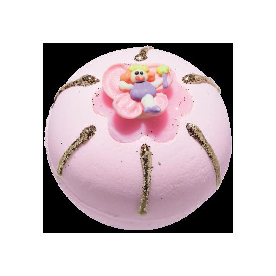 Musująca kula do kąpieli MIEJSKA KSIĘŻNICZKA – Bomb Cosmetics