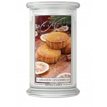 Duża świeca Cardamom Gingerbread Kringle Candle