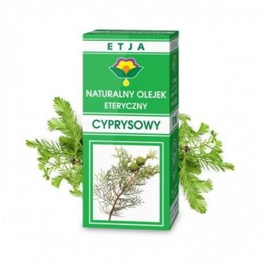 Naturalny olejek cyprysowy - Etja