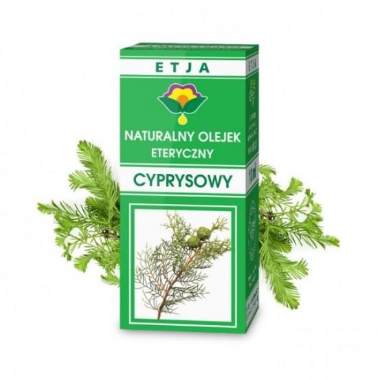 Naturalny olejek cyprysowy Etja