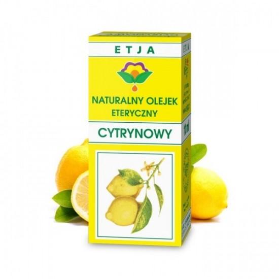 Naturalny olejek cytrynowy Etja