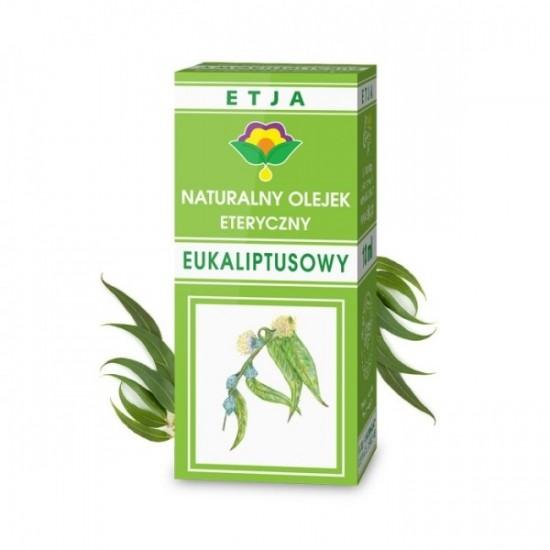 Naturalny olejek eukaliptusowy Etja