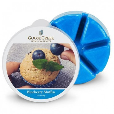 Wosk zapachowy Blueberry Muffin Goose Creek Candle