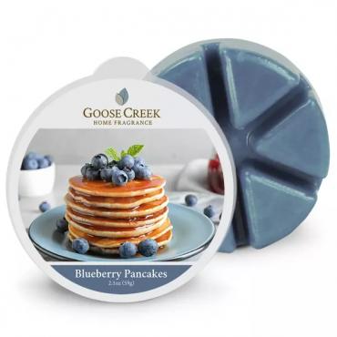 Wosk zapachowy Blueberry Pancakes Goose Creek Candle