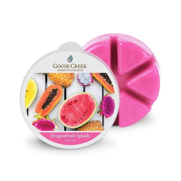 Wosk zapachowy Dragonfruit Splash Goose Creek Candle