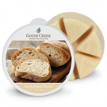 Wosk zapachowy Fresh Baked Bread Goose Creek Candle