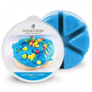 Wosk zapachowy Iced Sugar Cookie Goose Creek Candle