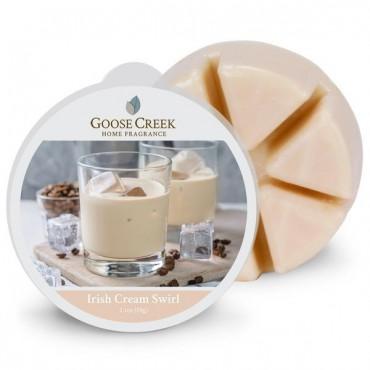 Wosk zapachowy Irish Cream Swirl Goose Creek Candle