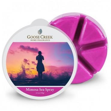 Wosk zapachowy Mimosa Sea Spray Goose Creek Candle