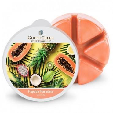 Wosk zapachowy Papaya Paradise Goose Creek Candle