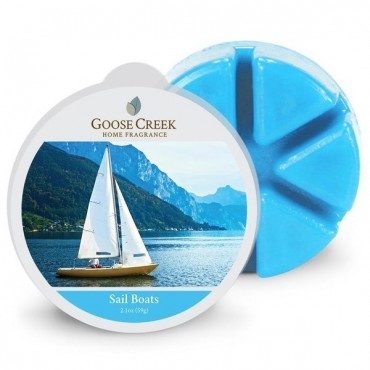 Wosk zapachowy Sail Boats Goose Creek Candle
