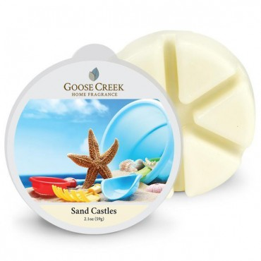 Wosk zapachowy Sand Castles Goose Creek Candle