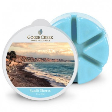 Wosk zapachowy Sunlit Shores Goose Creek Candle