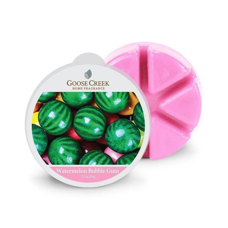 Wosk zapachowy Watermelon Bubble Gum Goose Creek Candle