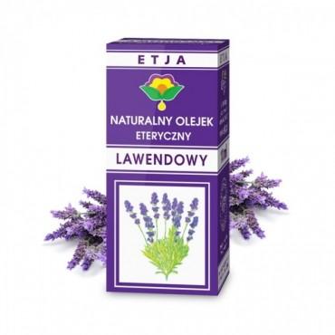 Naturalny olejek lawendowy Etja
