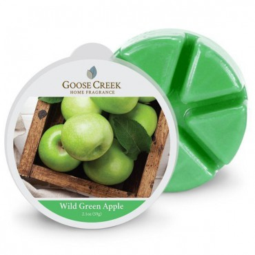 Wosk zapachowy Wild Green Apple Goose Creek Candle