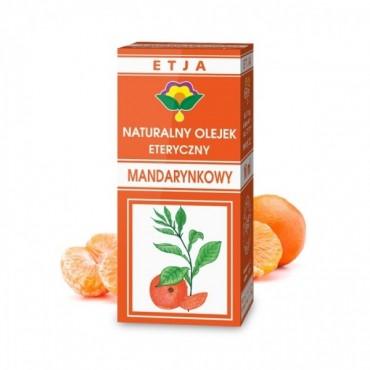 Naturalny olejek mandarynkowy Etja