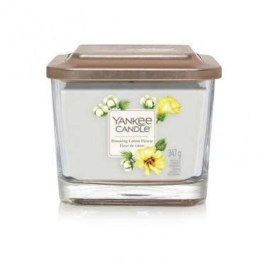 Elevation średnia Blooming Cotton Flower Yankee Candle