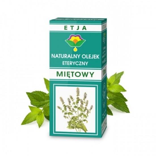 Naturalny olejek miętowy Etja