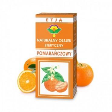 Naturalny olejek pomarańczowy Etja