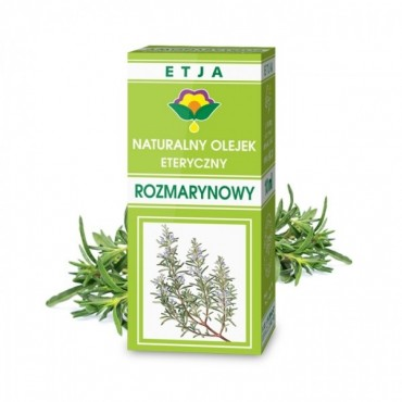 Naturalny olejek rozmarynowy Etja