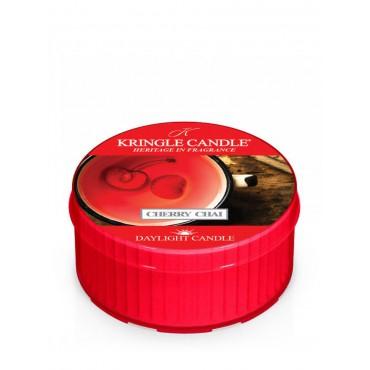 Daylight świeczka Cherry Chai Kringle Candle