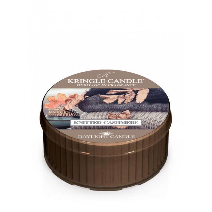 Daylight świeczka Knitted Cashmere Kringle Candle