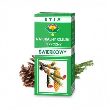 Naturalny olejek świerkowy Etja