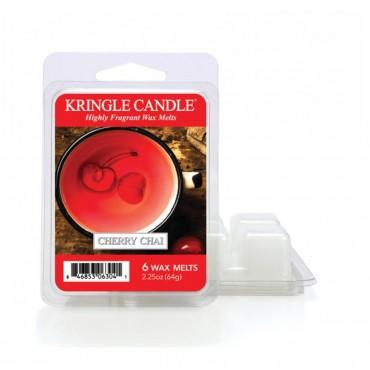Wosk zapachowy Cherry Chai Kringle Candle
