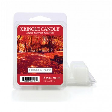 Wosk zapachowy Crimson Park Kringle Candle