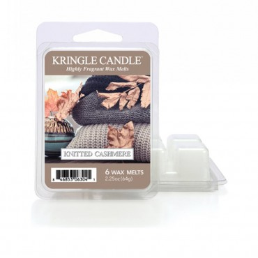 Wosk zapachowy Knitted Cashmere Kringle Candle