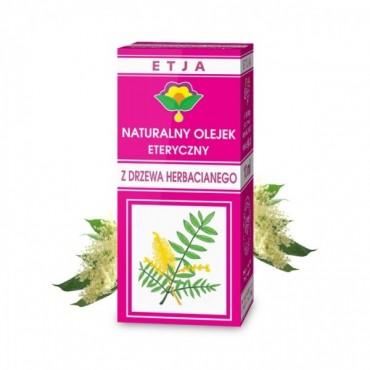 Naturalny olejek z drzewa herbacianego Etja