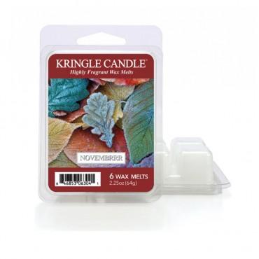 Wosk zapachowy Novembrrr Kringle Candle