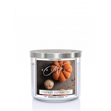 Tumbler Pumpkin Peppercorn Kringle Candle
