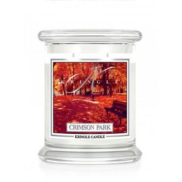 Średnia świeca Crimson Park Kringle Candle