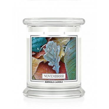 Średnia świeca Novembrrr Kringle Candle