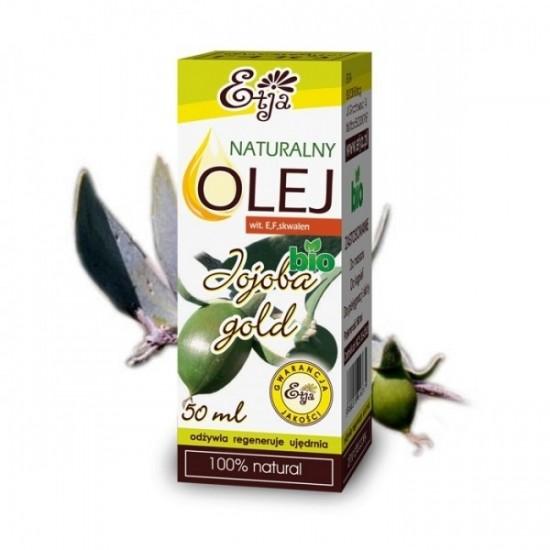 Naturalny olej Jojoba Gold BIO Etja