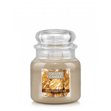 Średnia świeca Maple Sugar Cookie Country Candle