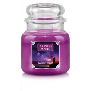 Średnia świeca Twilight Tonka Country Candle