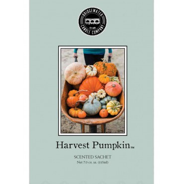 Saszetka zapachowa Harvest Pumpkin Bridgewater Candle
