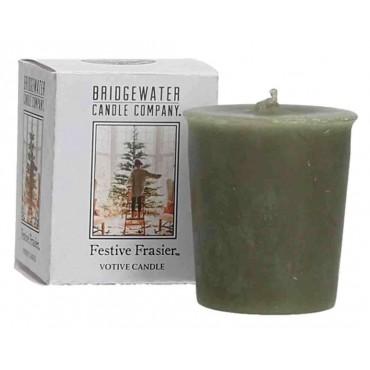 Świeca zapachowa Votive Festive Frasier 56 g Bridgewater Candle