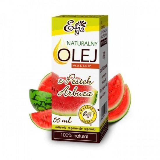 Naturalny olej z pestek arbuza Etja